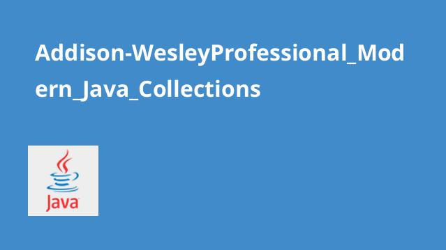 آموزش Java Modern Collections
