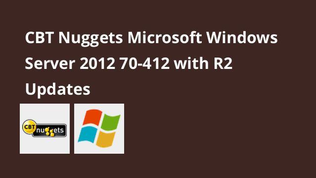 دوره Windows Server 2012 70-412 with R2 Updates – گیت