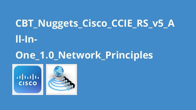 اصول شبکه های Cisco CCIE RS v5 All-In-One: 1.0