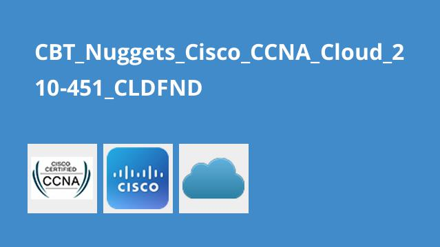 CBT_Nuggets_Cisco_CCNA_Cloud_210-451_CLDFND