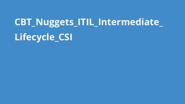 CBT_Nuggets_ITIL_Intermediate_Lifecycle_CSI