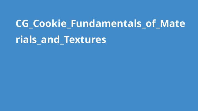 اصول Materials و Textures