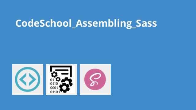آموزش Sass موسسه CodeSchool