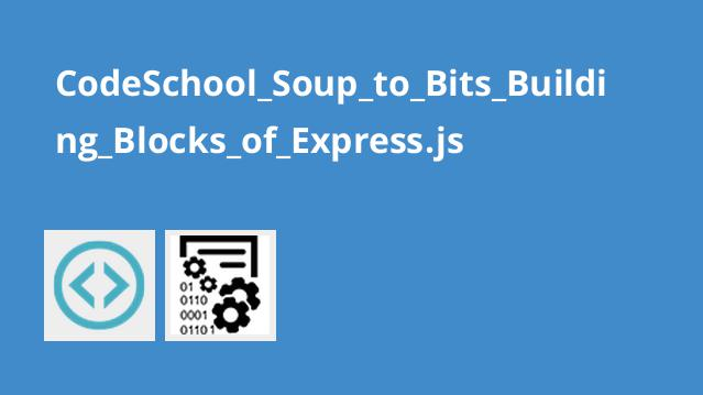 آموزش Express.js موسسه CodeSchool
