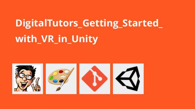کار با VR در Unity