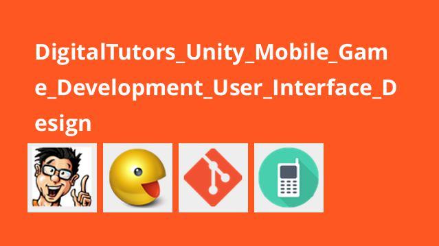 طراحی رابط گرافیکی بازی موبایل در Unity