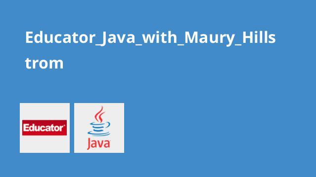 آموزش Java با Maury Hillstrom