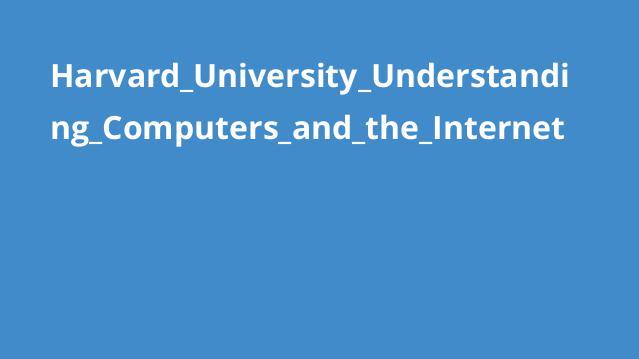 دوره آشنایی با کامپیوتر و اینترنت – دانشگاه Harvard