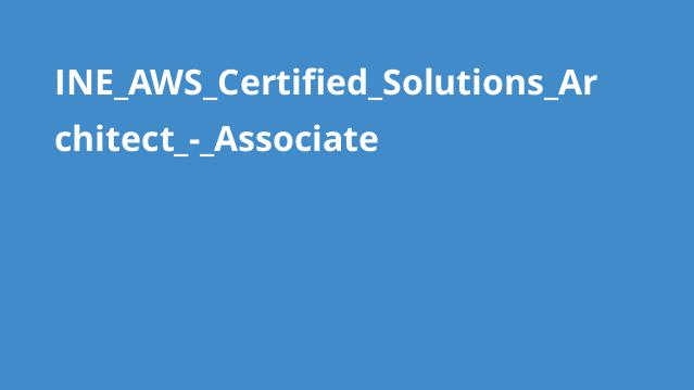 آزمون گواهینامه AWS Certified Solutions Architect – Associate