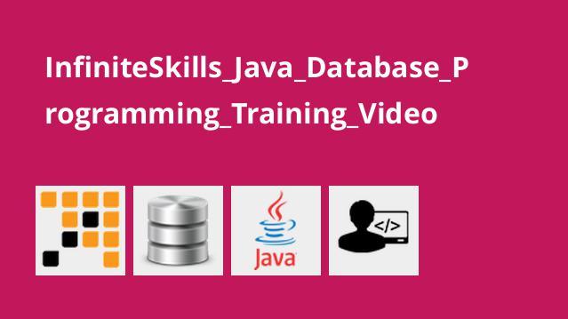 آموزش برنامه نویسی پایگاه داده در جاوا Java Database Programming