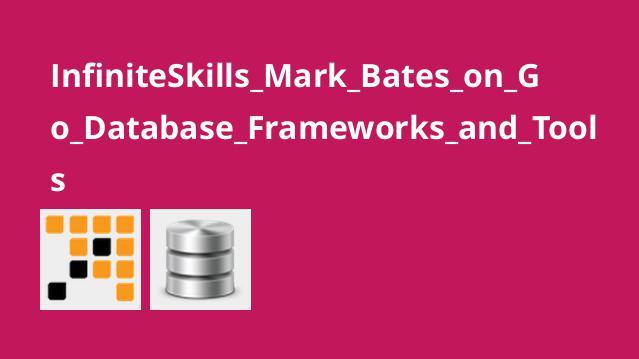 آشنایی با فریمورک ها و ابزارهای کار با پایگاه داده در Go