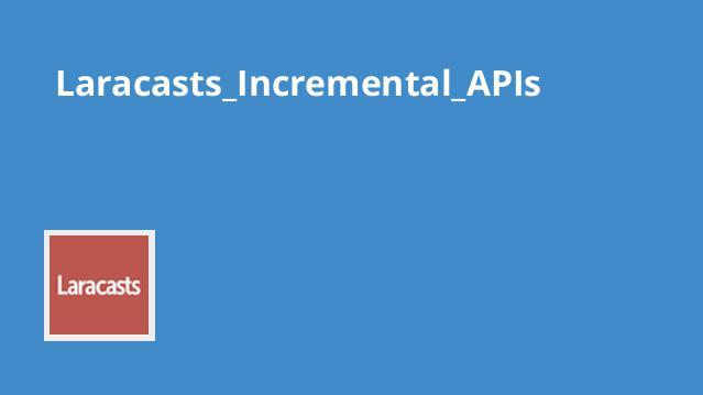 آموزش توسعه API با Laravel