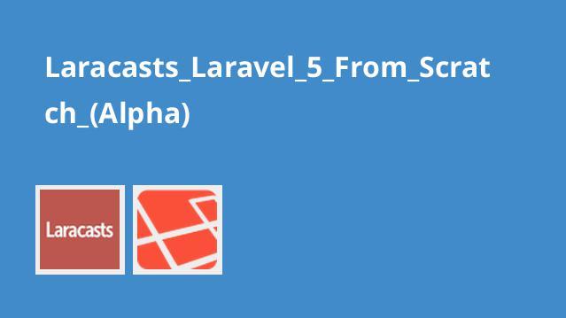 اموزش فریمورک Laravel 5 از ابتدا