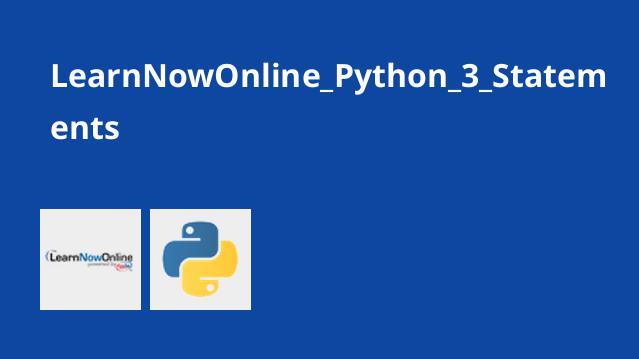 آشنایی با Statements در Python 3