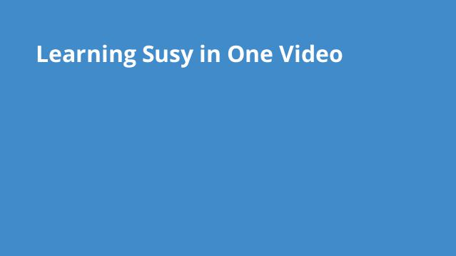 learning-susy-in-video