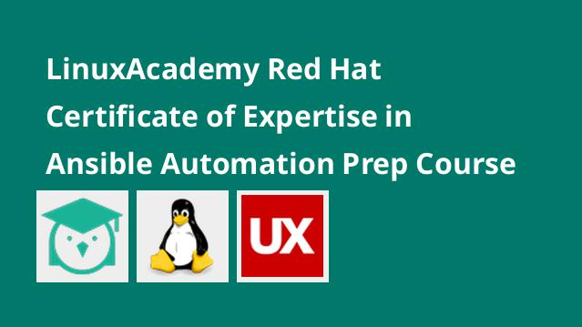 آموزش گواهینامه Red Hat Certificate of Expertise in Ansible