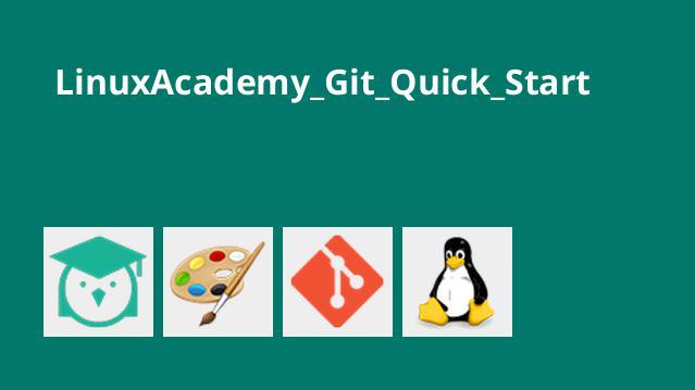 LinuxAcademy Git Quick Start