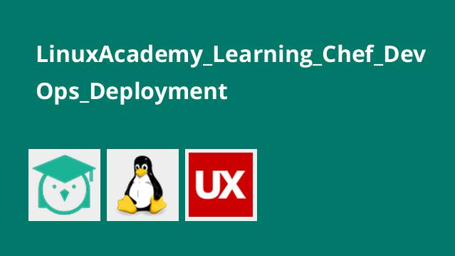 LinuxAcademy_Learning_Chef_DevOps_Deployment