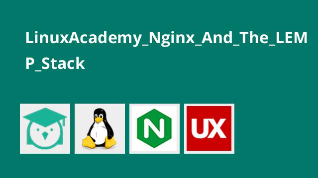 LinuxAcademy_Nginx_And_The_LEMP_Stack