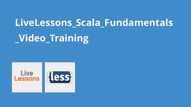 آموزش اصول Scala