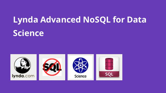lynda-advanced-nosql-for-data-science