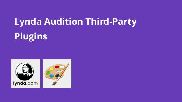 lynda-audition-third-party-plugins