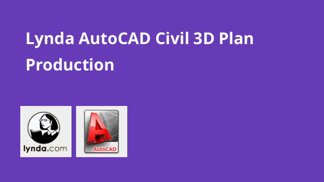 lynda-autocad-civil-3d-plan-production