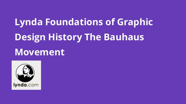 lynda-foundations-of-graphic-design-history-the-bauhaus-movement