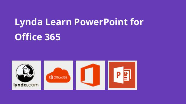 lynda-learn-powerpoint-for-office-365