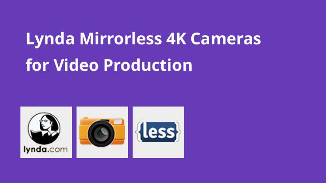 lynda-mirrorless-4k-cameras-for-video-production