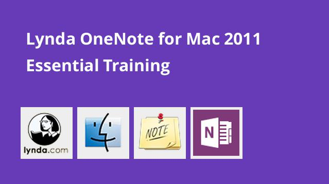lynda-onenote-for-mac-2011-essential-training