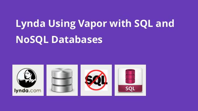 lynda-using-vapor-with-sql-and-nosql-databases