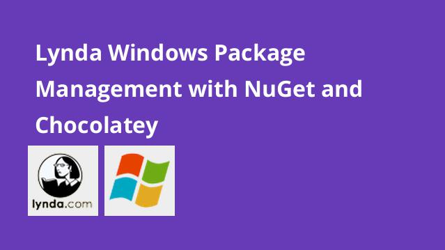 lynda-windows-package-management-with-nuget-and-chocolatey