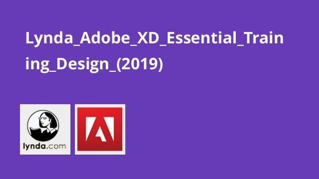 آموزش اصولیAdobe XD – طراحی (2019)