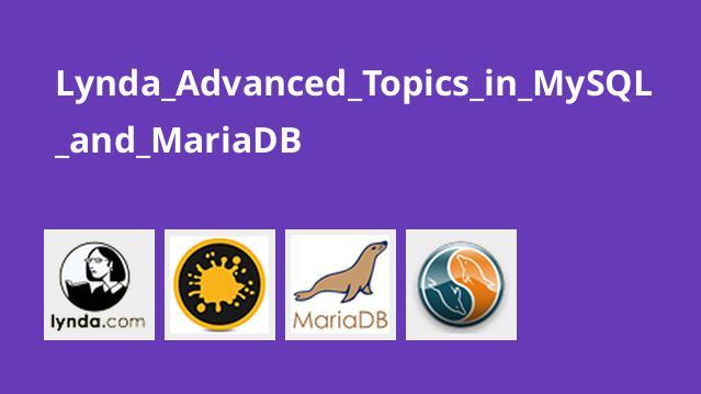 مباحث پیشرفته در MySQL و MariaDB
