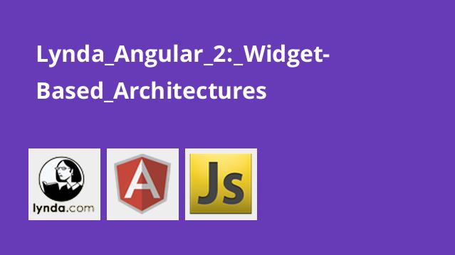 Lynda Angular 2: Widget-Based Architectures