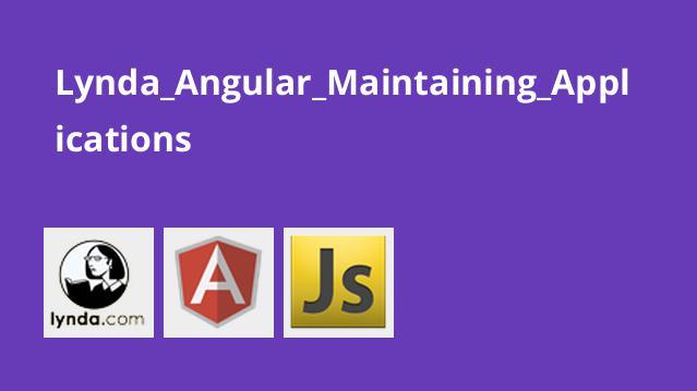 آموزش نگهداری اپلیکیشن ها درAngular