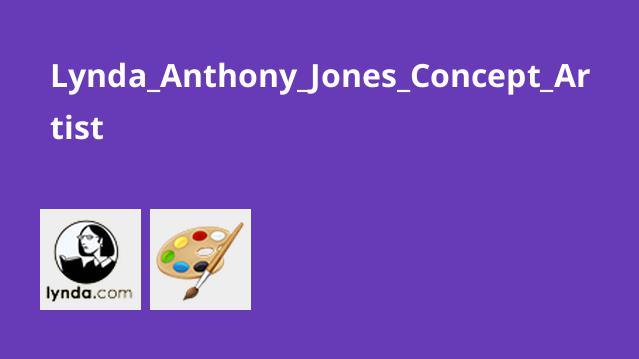 آشنایی با Anthony Jones