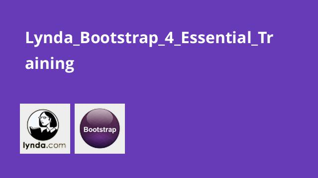 Lynda Bootstrap 4 Essential Training
