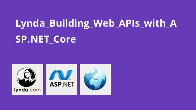 ساخت Web API با ASP.NET Core