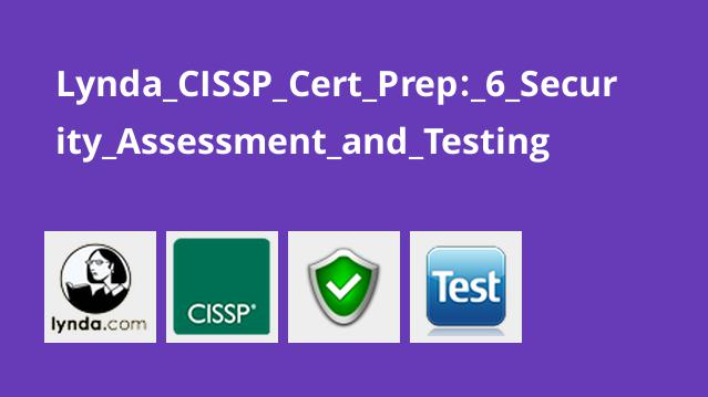 Lynda CISSP Cert Prep: 6 Security Assessment and Testing