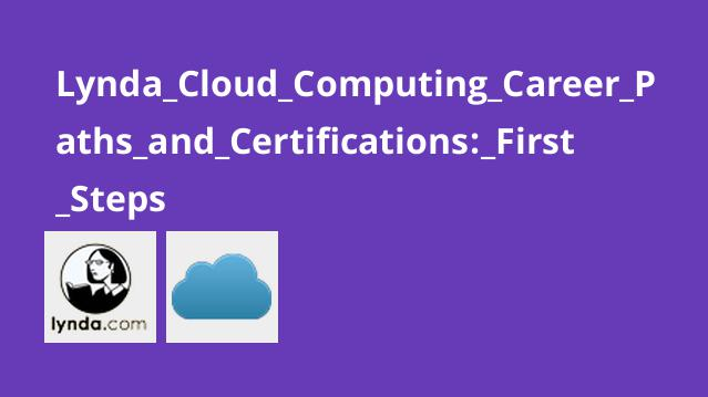 Lynda Cloud Computing Career Paths and Certifications: First Steps