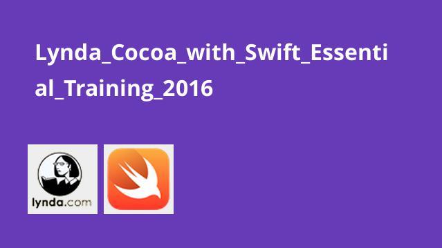 آموزش Cocoa با Swift