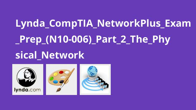Lynda_CompTIA_NetworkPlus_Exam_Prep_(N10-006)_Part_2_The_Physical_Network
