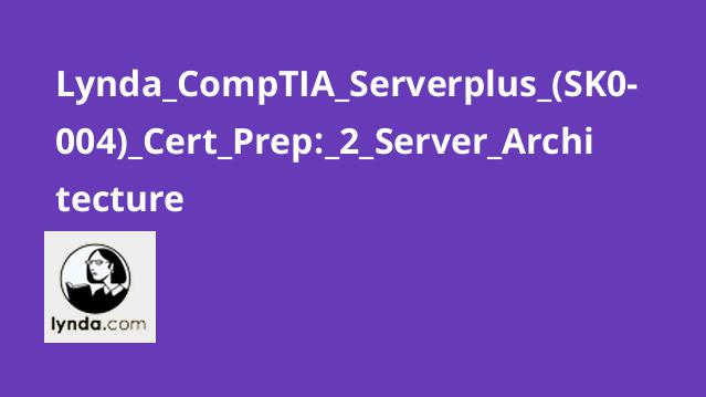 Lynda CompTIA Server+ (SK0-004) Cert Prep: 2 Server Architecture
