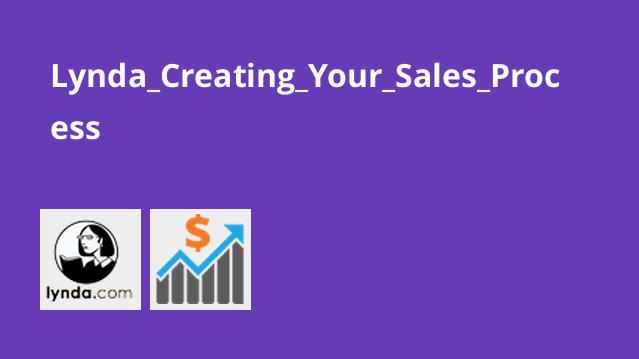 آموزش ایجاد فرآیند فروش