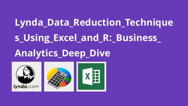 Lynda Data Reduction Techniques Using Excel and R: Business Analytics Deep Dive