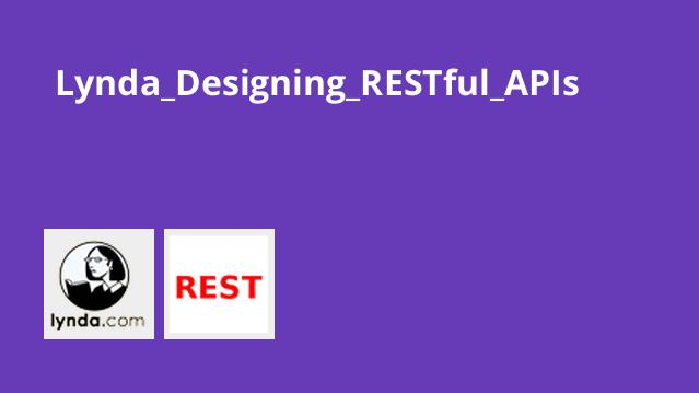 دوره طراحی RESTfulAPI