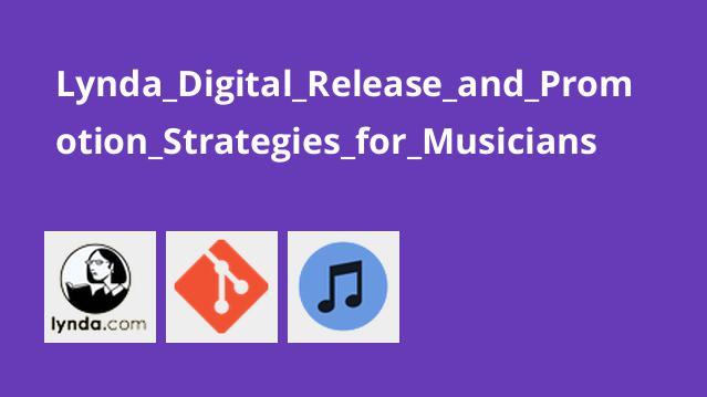 استراتژی های انتشار و پیشرفت برای موسیقی دان ها