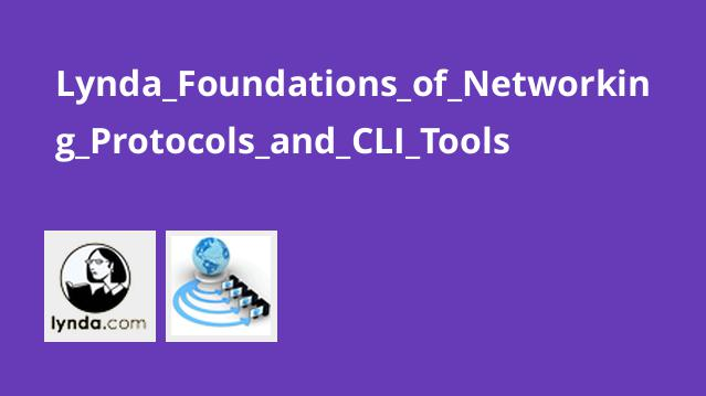 Lynda Networking Foundations Protocols and CLI Tools